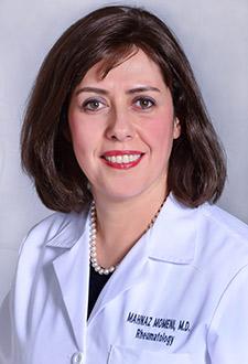Dr. Mahnaz Momeni MD Rheumatologist Tysons Corner